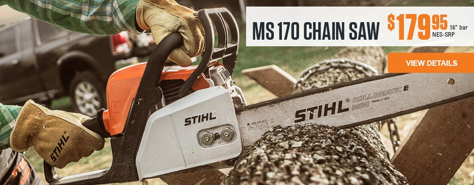MS 170 Chainsaw